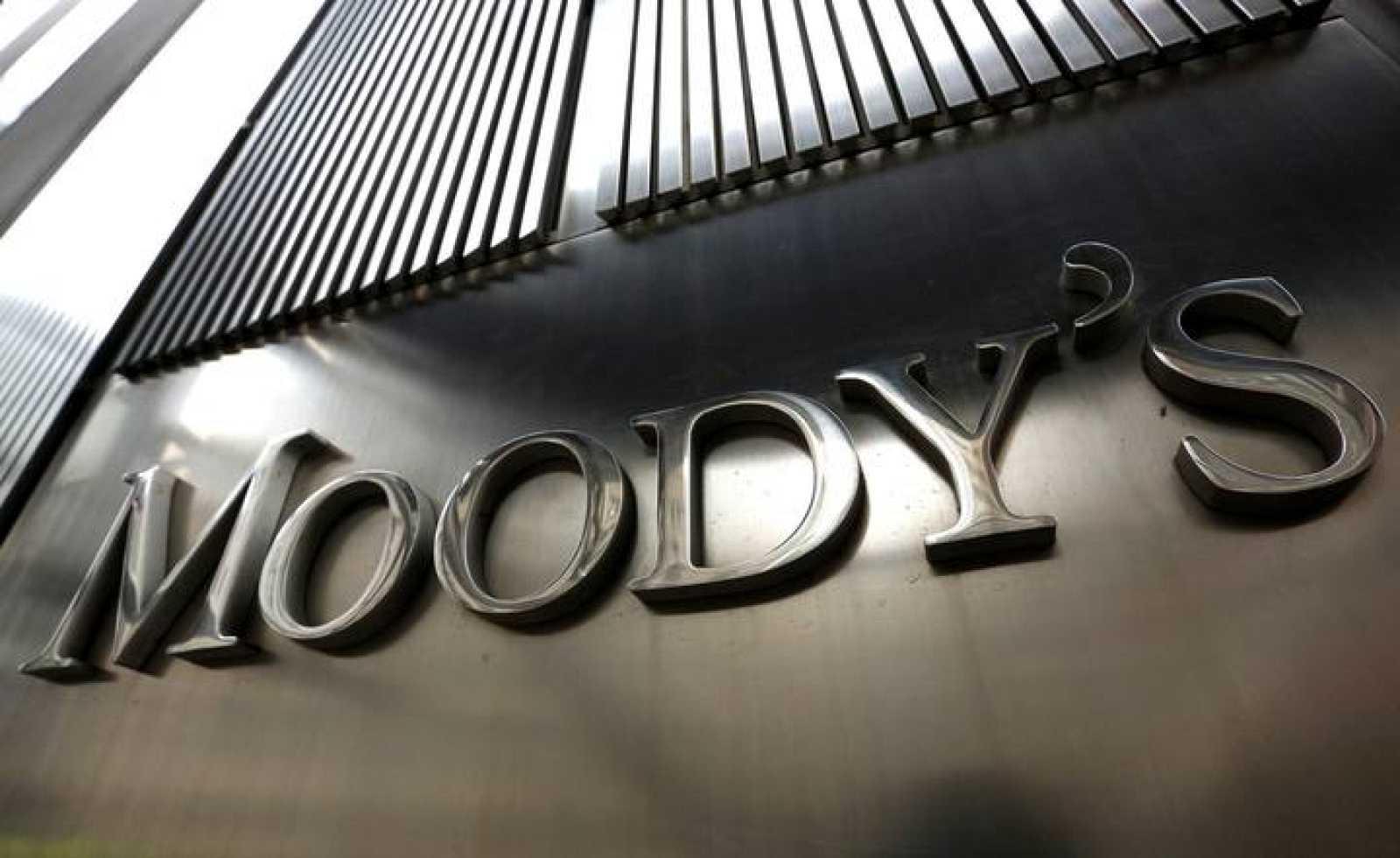 La sede de Moody's en Nueva York.