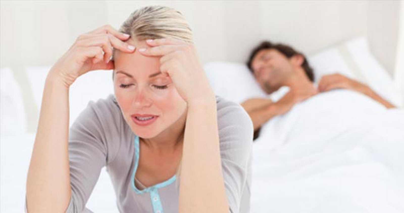 El insomnio afecta, al parecer, más a las mujeres