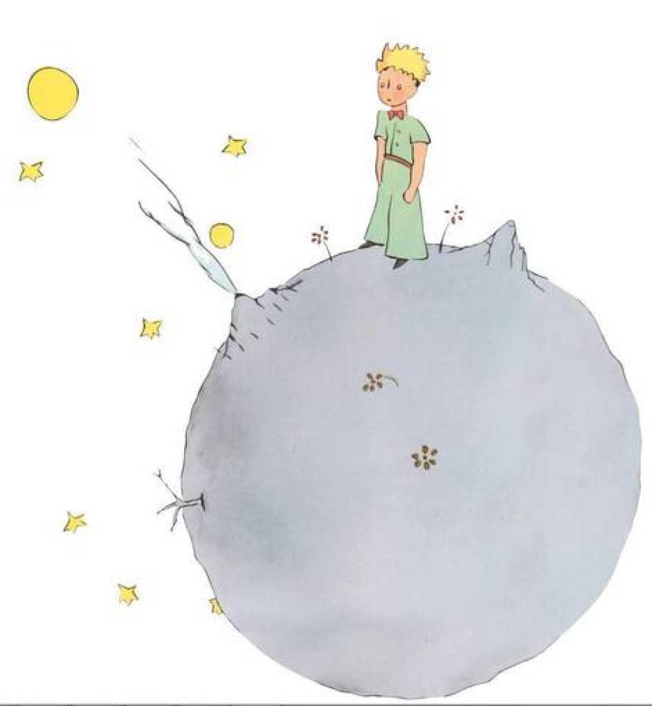 Ilustración de 'El Principito' ...