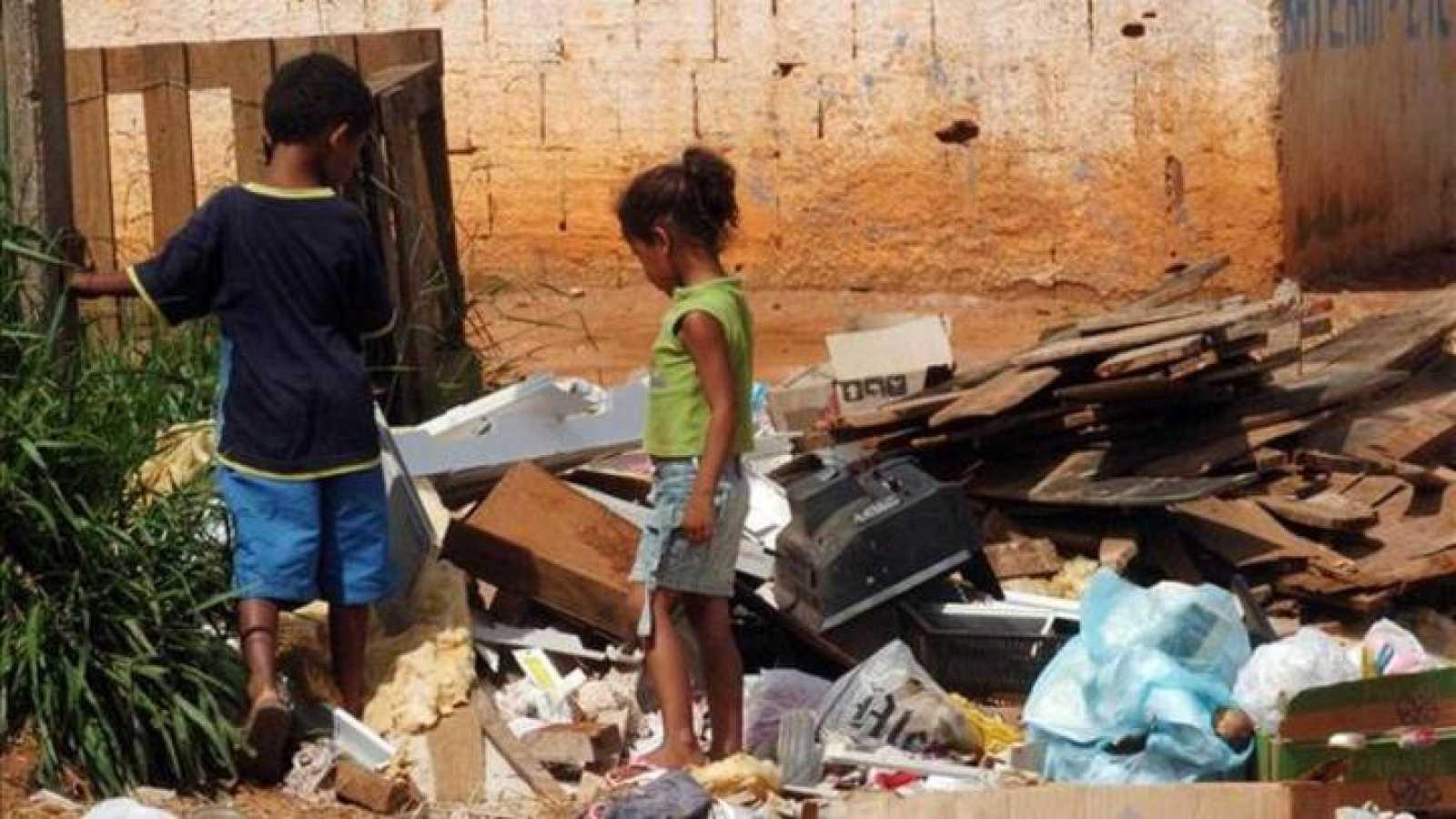 La ONU advierte de que la pobreza afecta a 2.200 millones de personas en todo el mundo