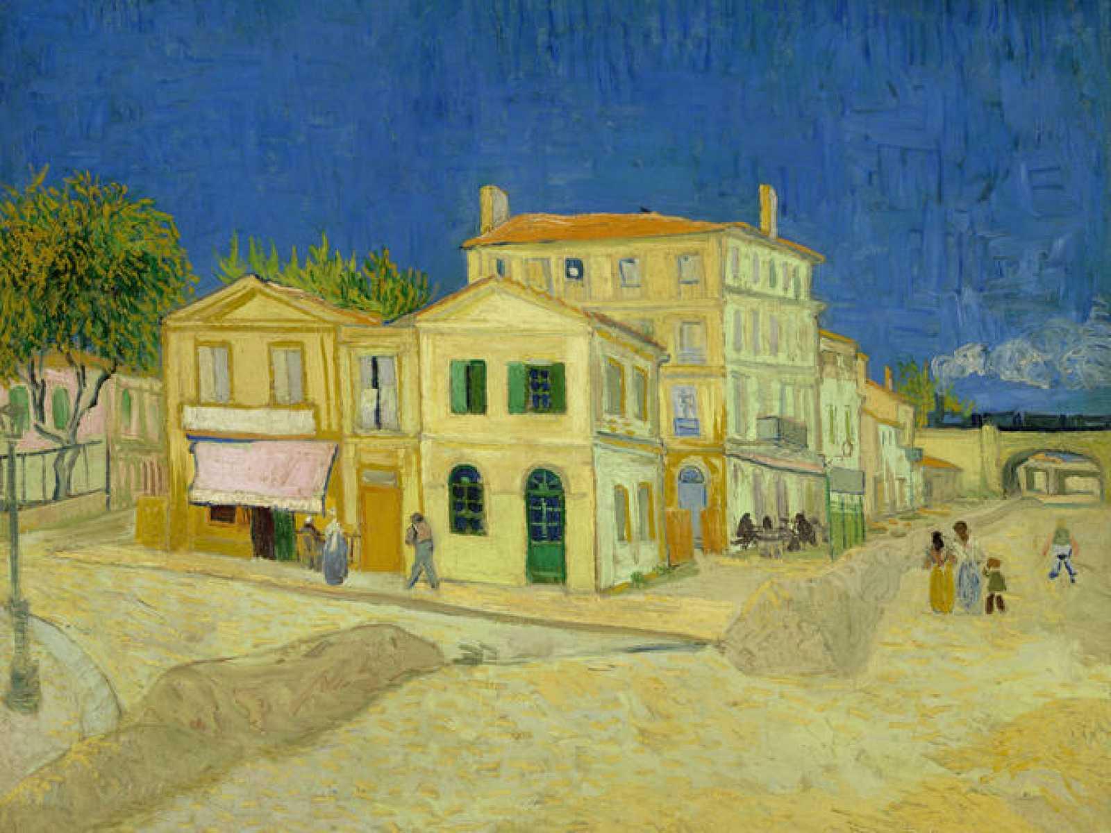 Van Gogh como nunca se ha visto, en el 160 aniversario de su ...