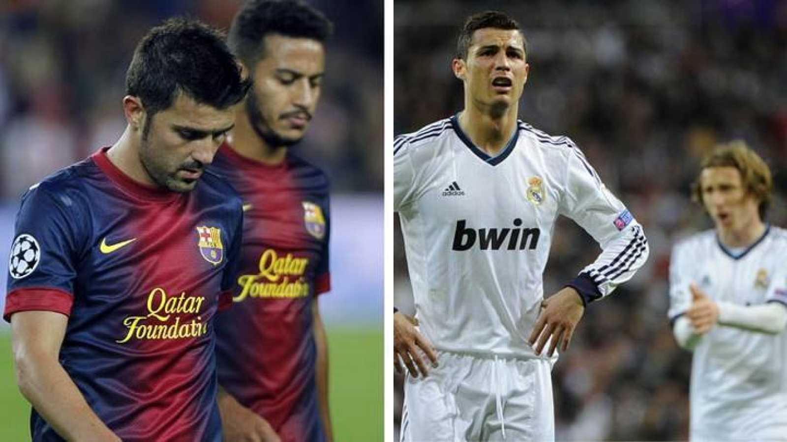 Fútbol | Liga | Barcelona y Real Madrid reanudan su vida en una Liga ...