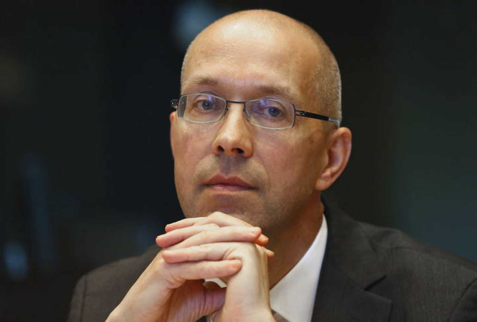 El miembro del Consejo Ejecutivo del Banco Central Europeo Jörg Asmussen