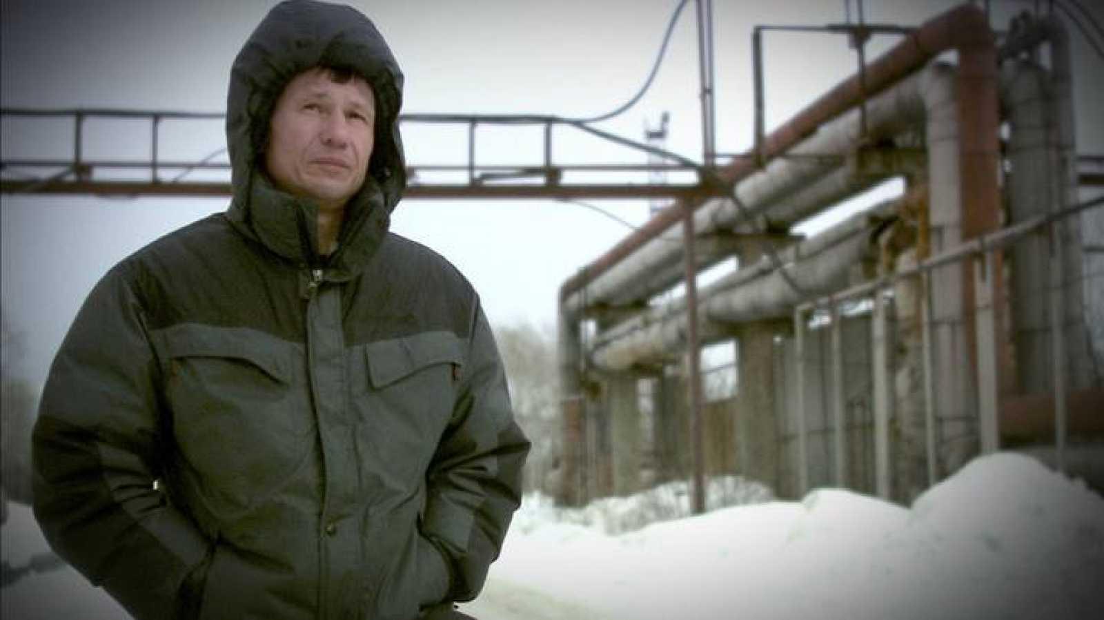 Imagen de archivo del alpinista ruso Alexéi Bolótov.