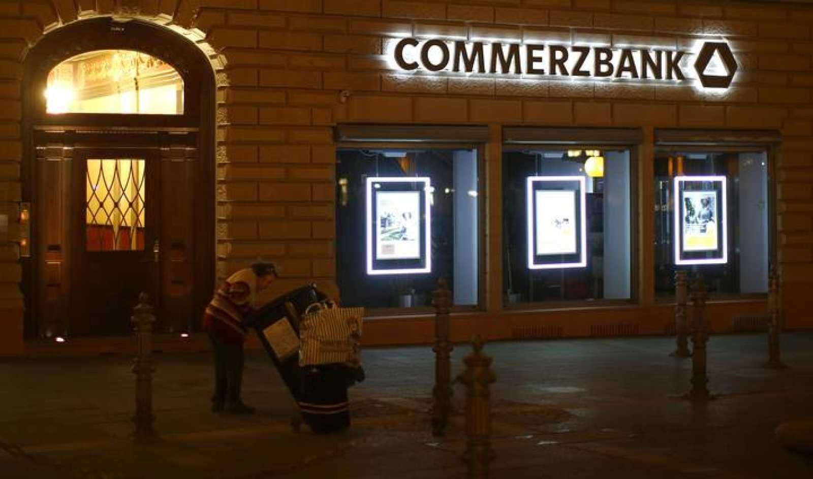 Sucursal de Commerzbank en Fráncfort