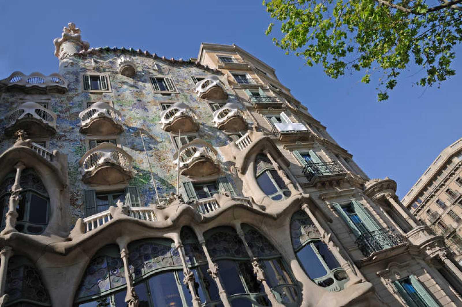 Casa Batlló, en Barcelona.