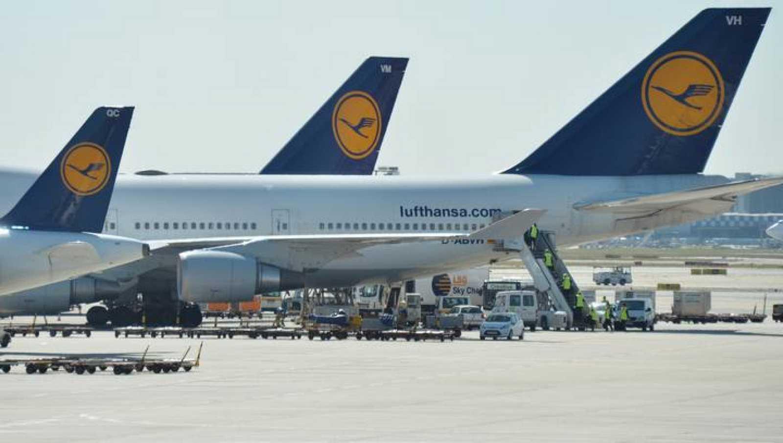 27.136.678 pasajeros utilizaron el aeropuerto de Fráncfort