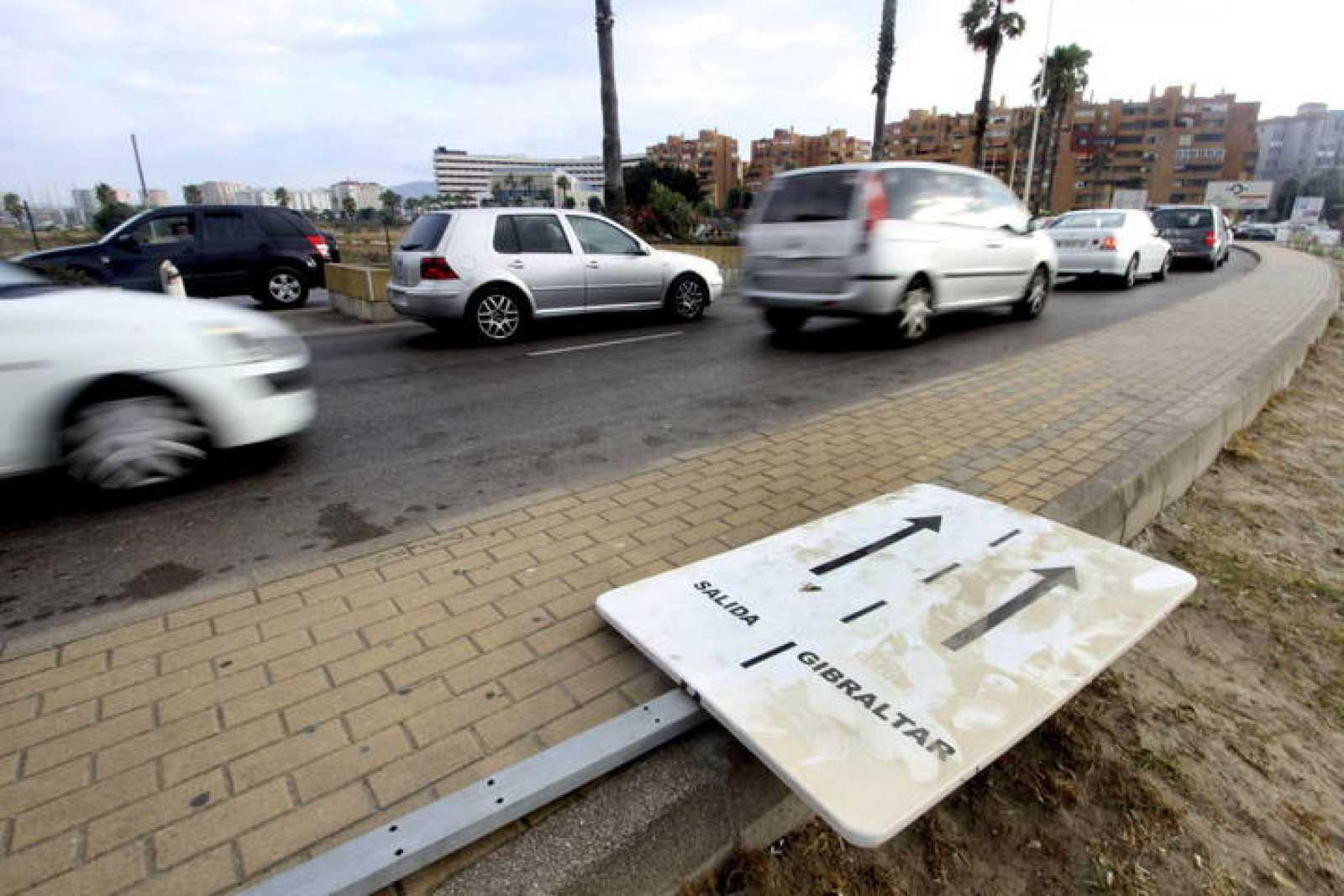 Continúan las dificultades para acceder a Gibraltar