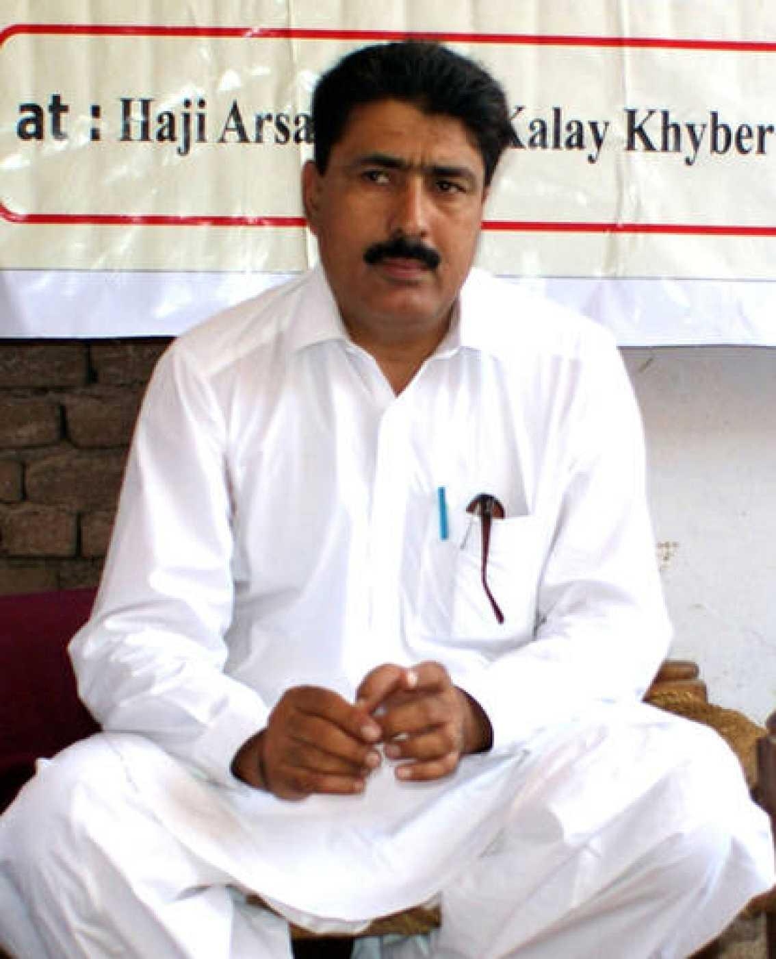 Shakeel Afridi, el médico que supuestamente colaboró con la CIA para localizar a Osama Bin Laden (Archivo).