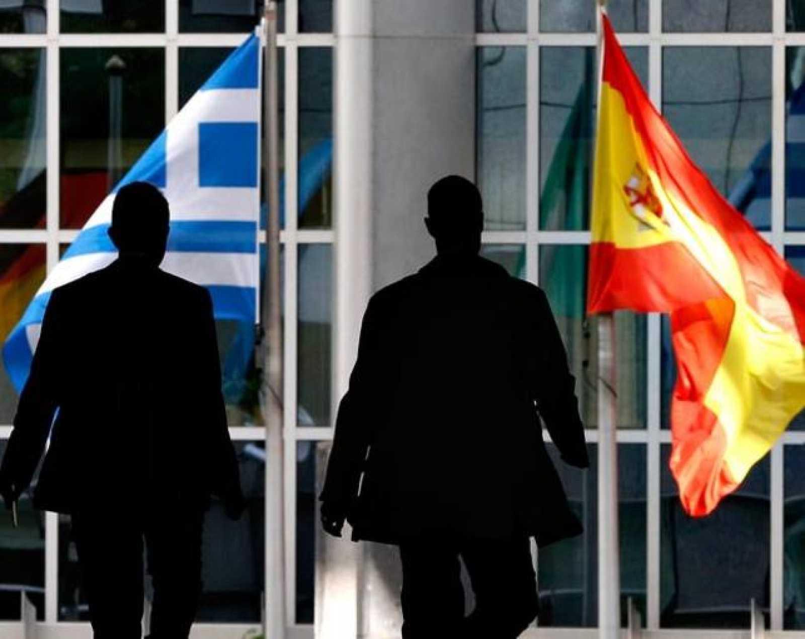 La troika presenta su análisis preliminar de la cuarta misión de revisión del rescate a la banca española