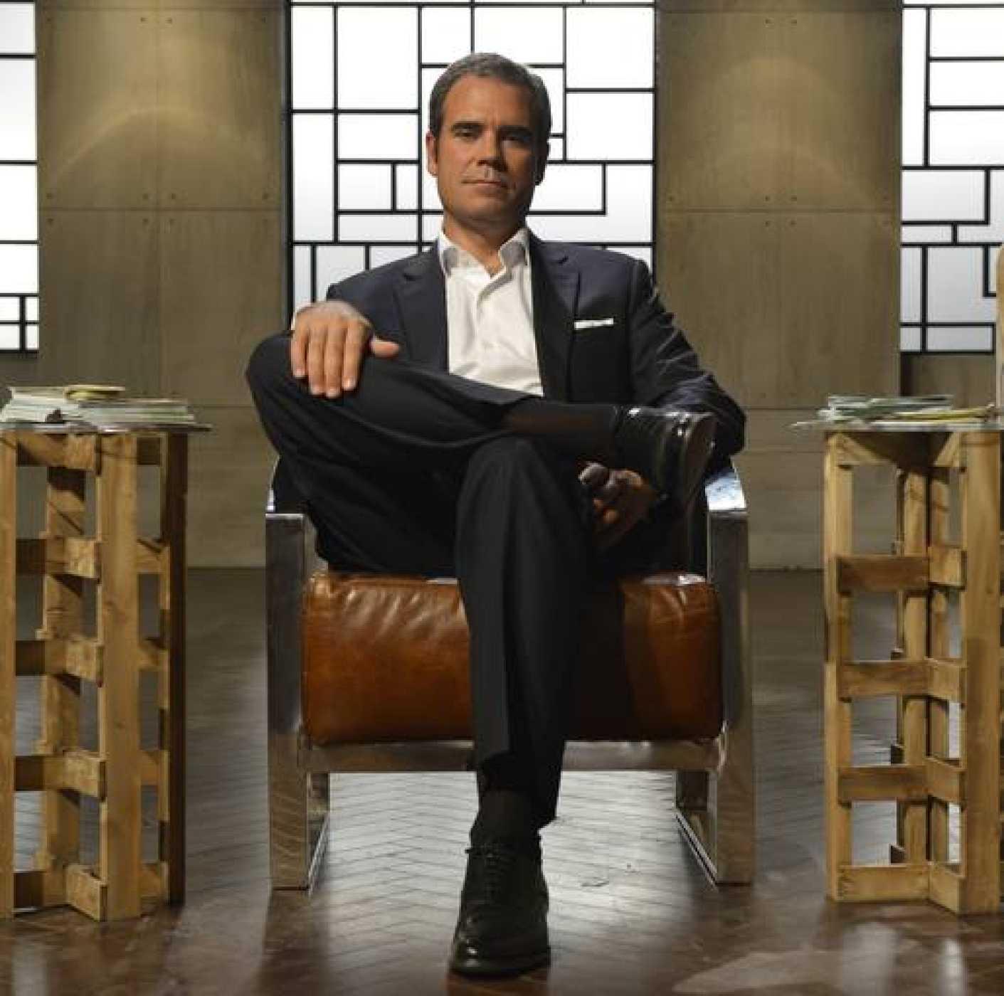 Javier Pérez Dolset, inversor.