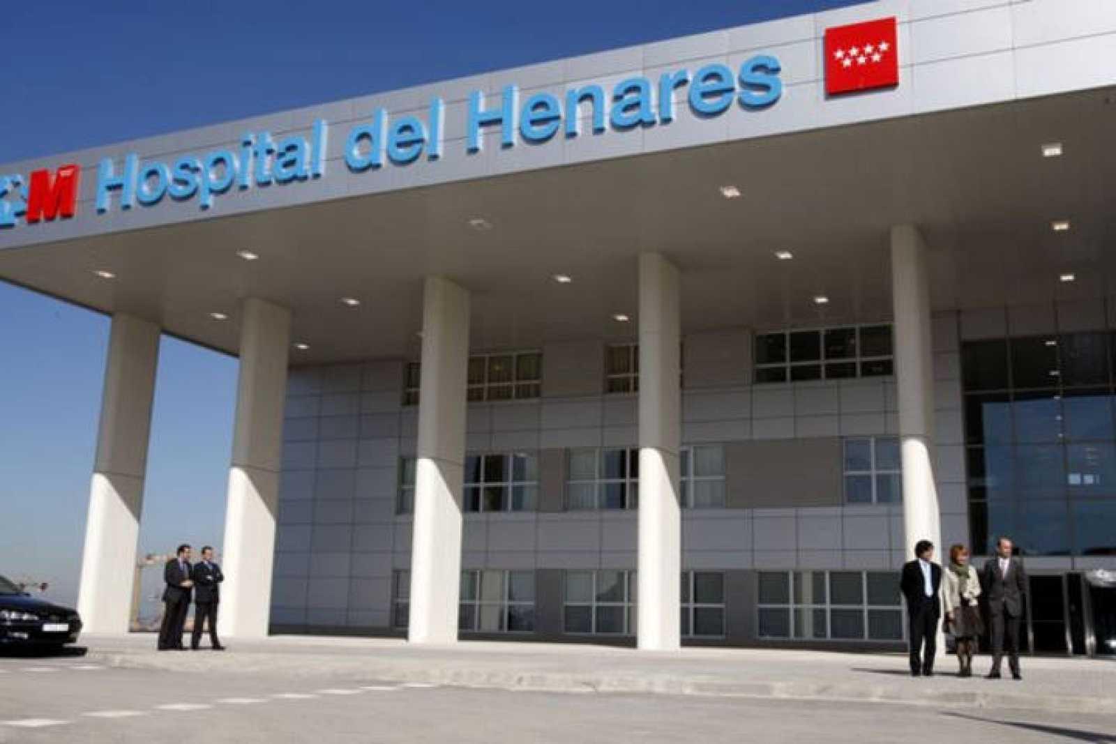 El Hospital del Henares en Madrid, uno de los seis en proceso de privatización