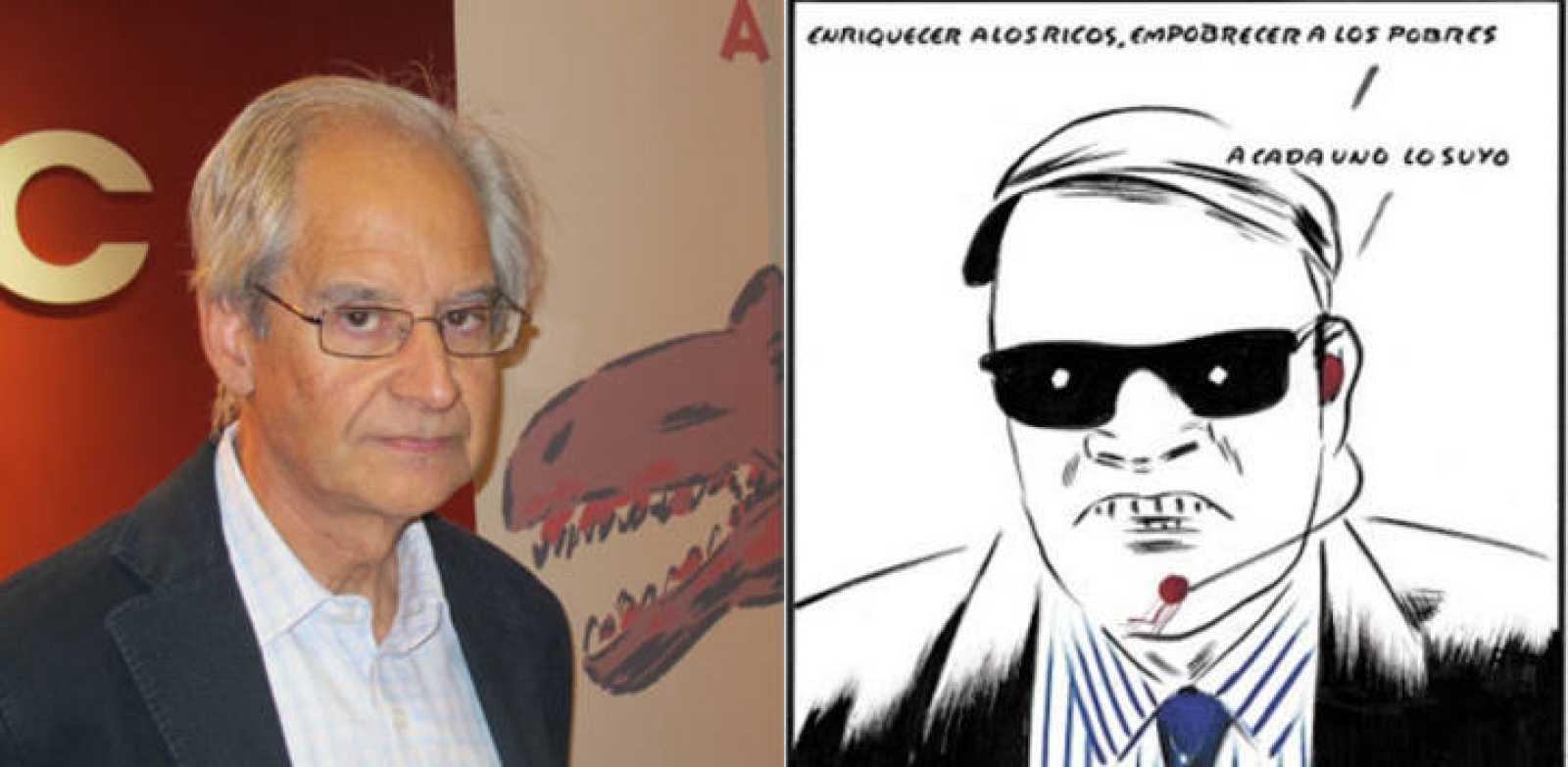 """Andrés Rábago, """"El Roto"""" y el chiste que da título a su nuevo libro"""