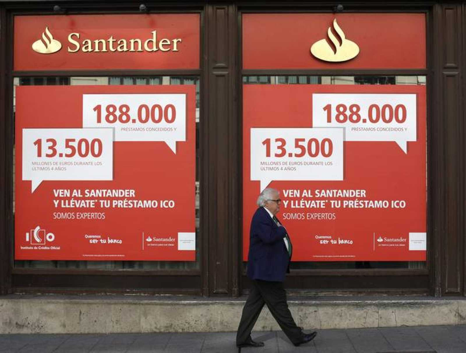 La audiencia admite el recurso del santander contra dos for Oficina santander madrid