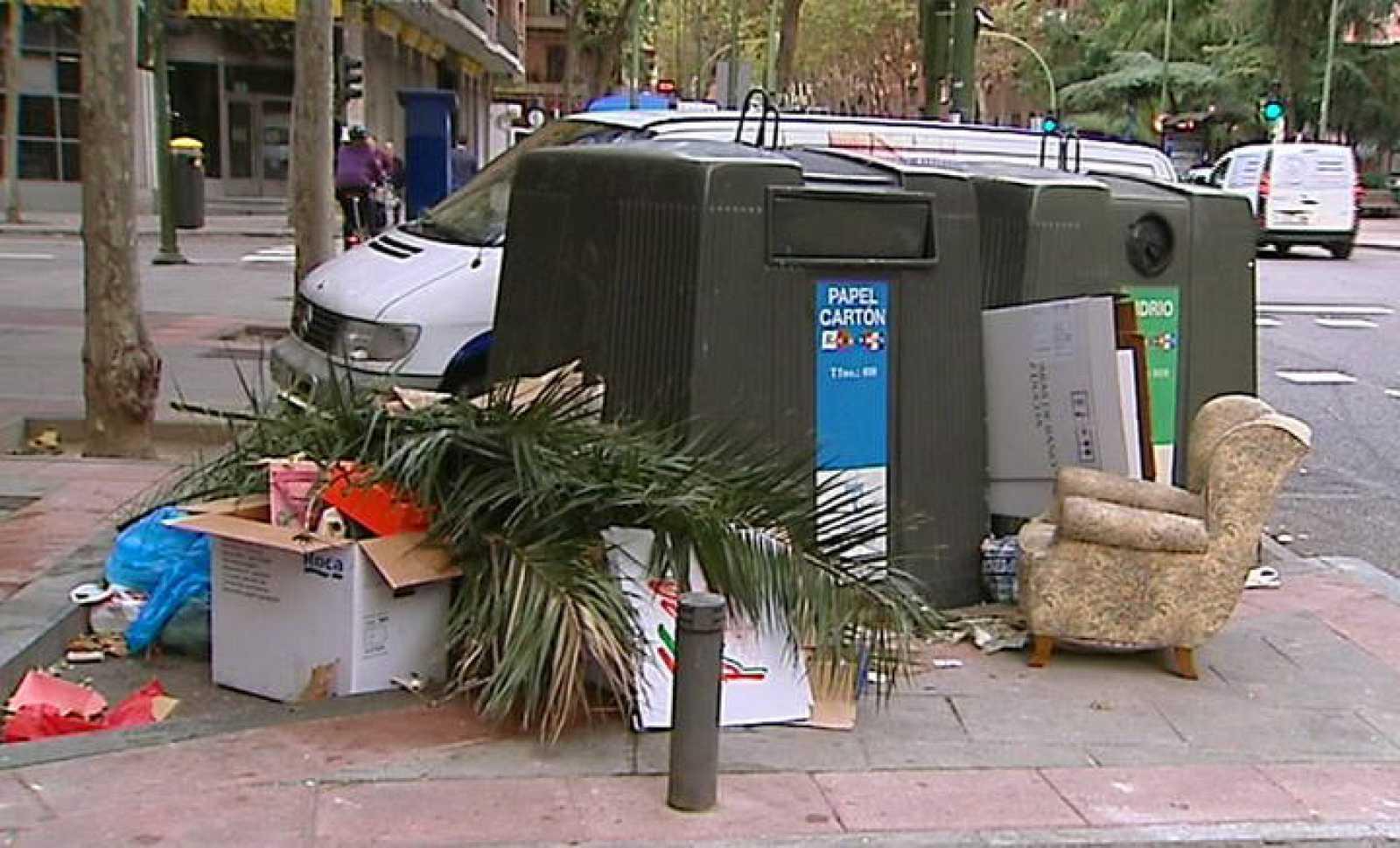 Huelga indefinida en los servicios de limpieza y jardinería de ...
