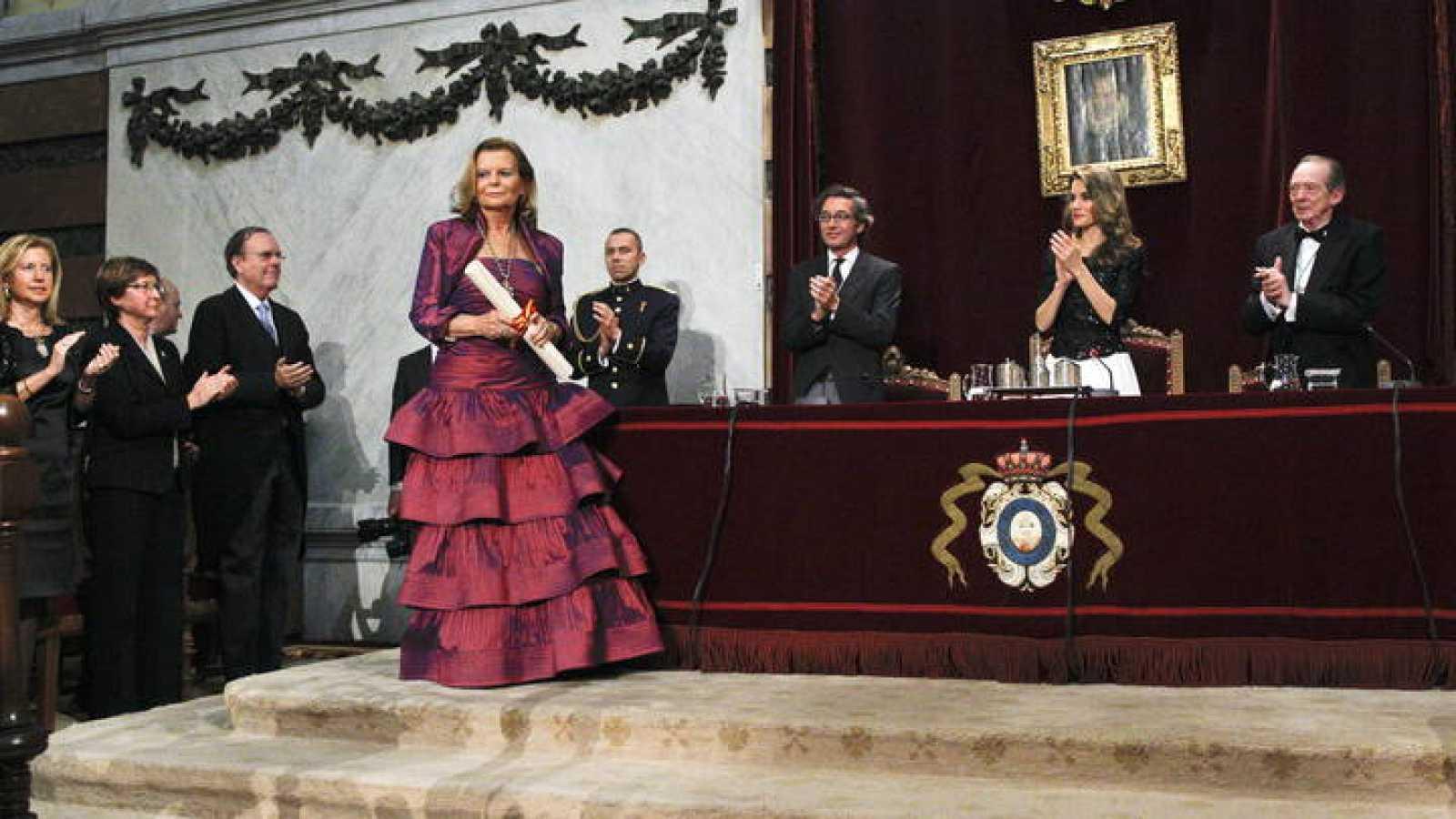 Carme Riera dedica su discurso de entrada en la RAE a Mallorca
