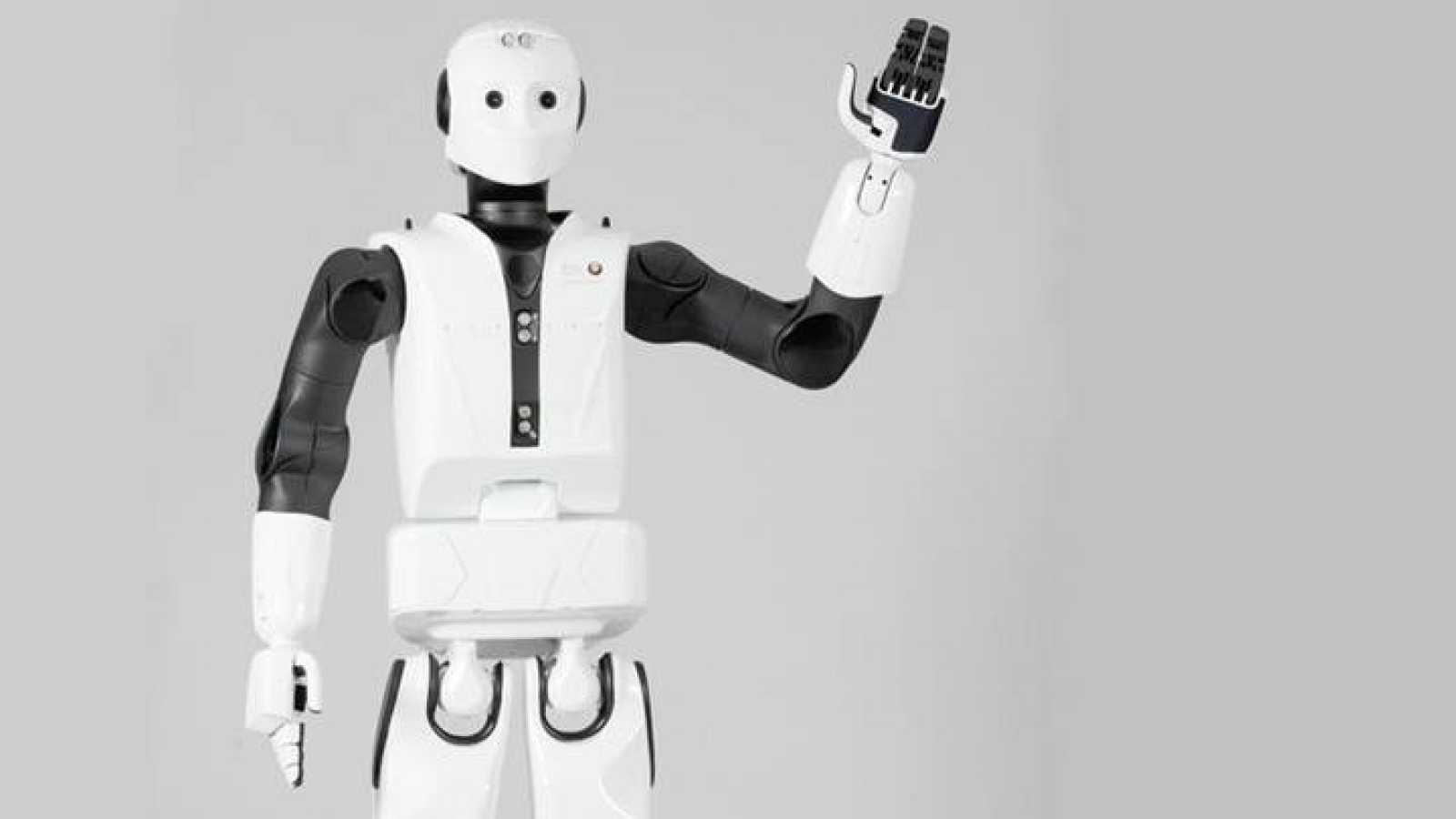 El robot REEM-C.