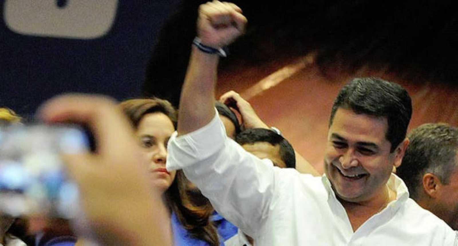 Hernández es ratificado como presidente electo de Honduras