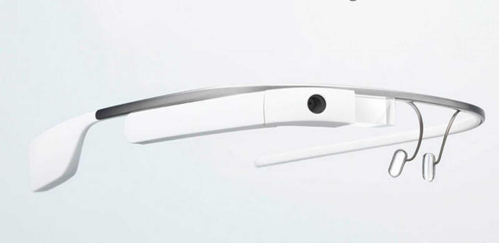 Las gafas inteligentes de Google, las Google Glass.