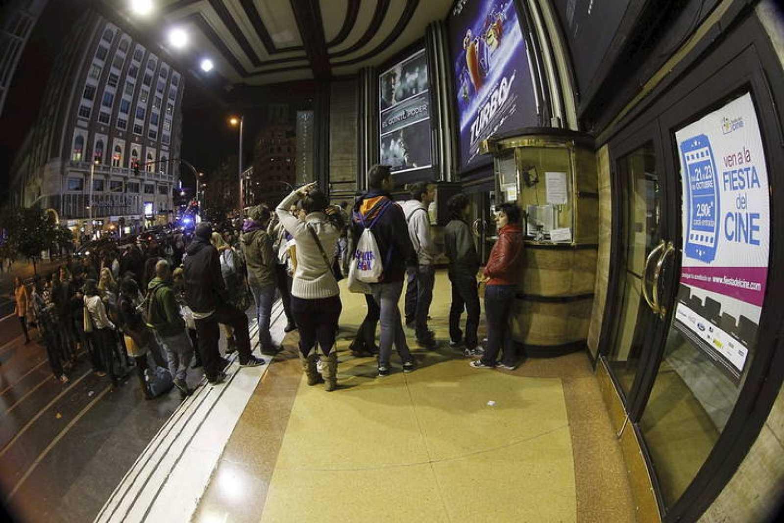 La Fiesta del Cine vendió en tres días un millón y medio de entradas