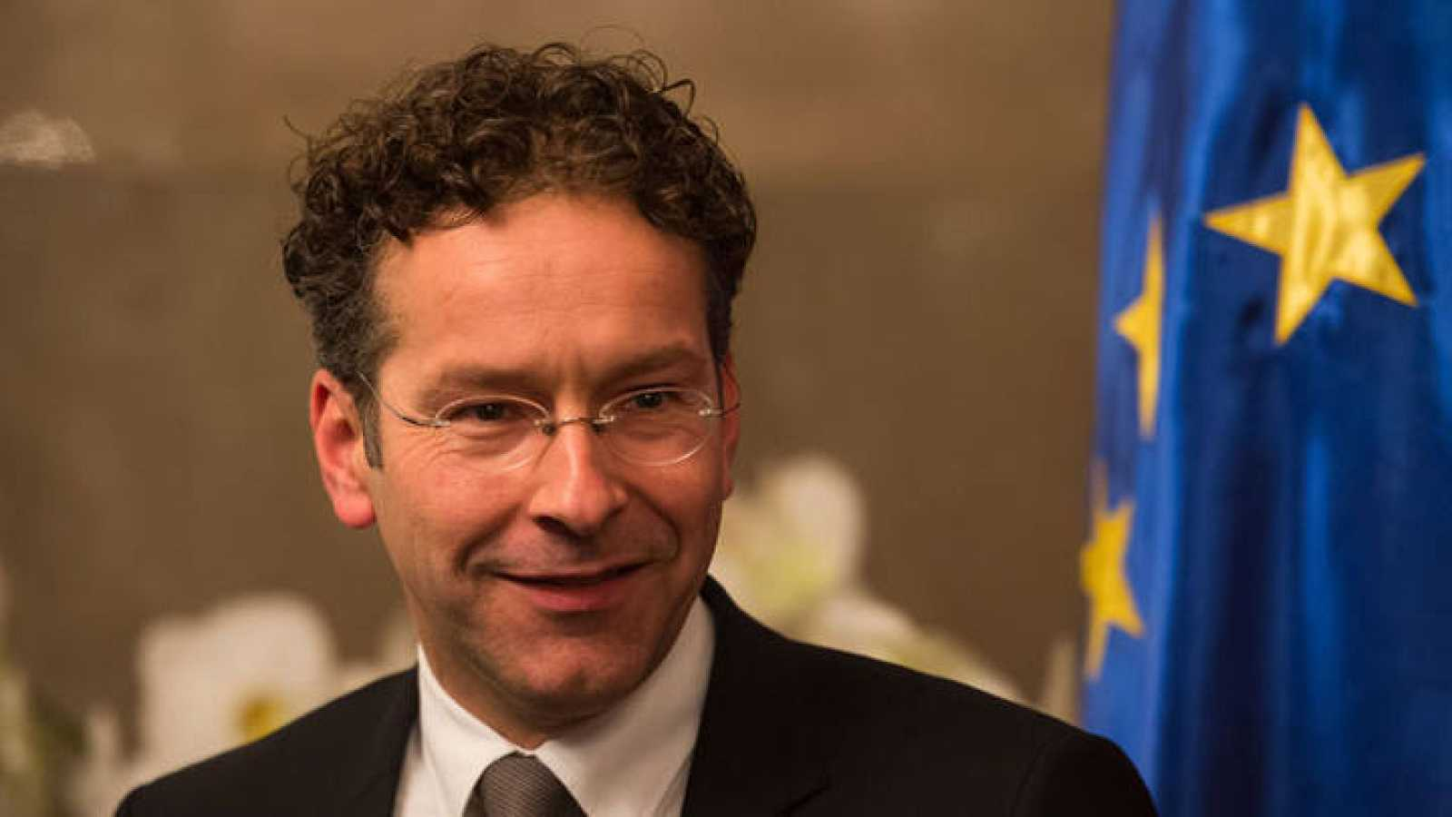 El presidente del Eurogrupo, Jeroen Dijsselbloem, en una imagen de archivo.