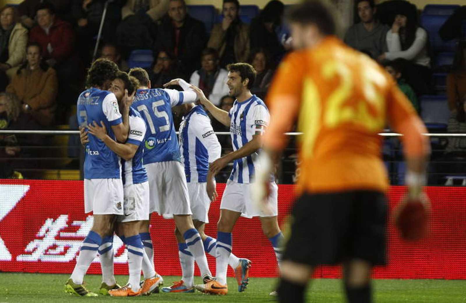 Villarreal 0 - Real Sociedad 1 | Copa del Rey | La Real ...