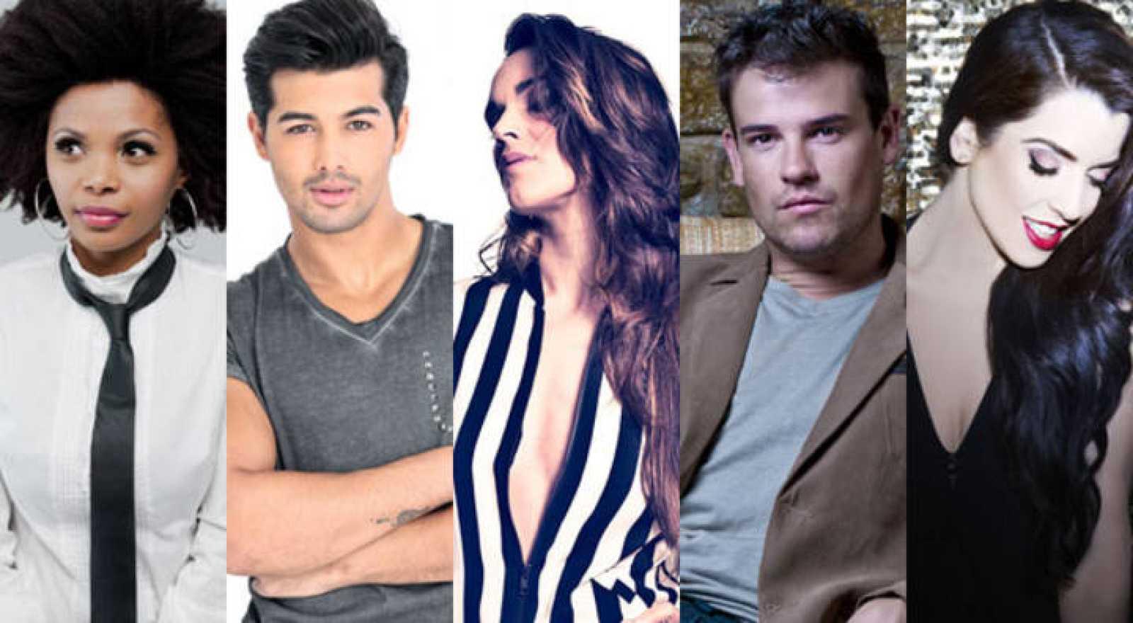 Los aspirantes a representar a España en Eurovisión 2014