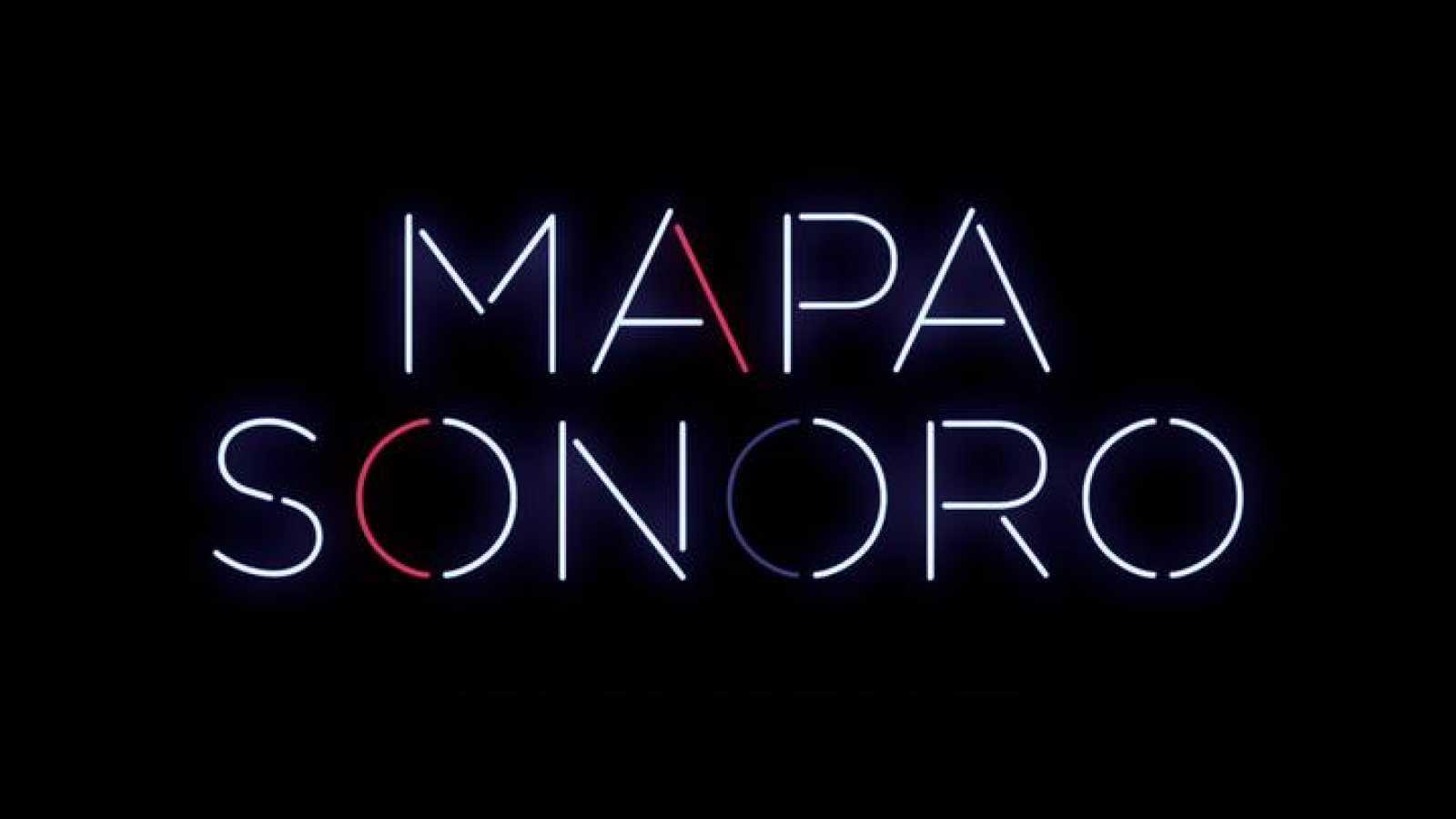 Logo Mapa Sonoro - Año 2014
