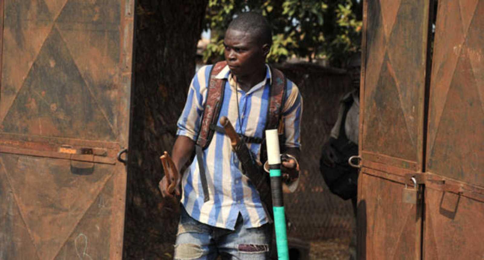 La ONU informa de que cerca de 6.000 niños han sido reclutados en enfrentamientos con tintes religiosos en República Centroafricana