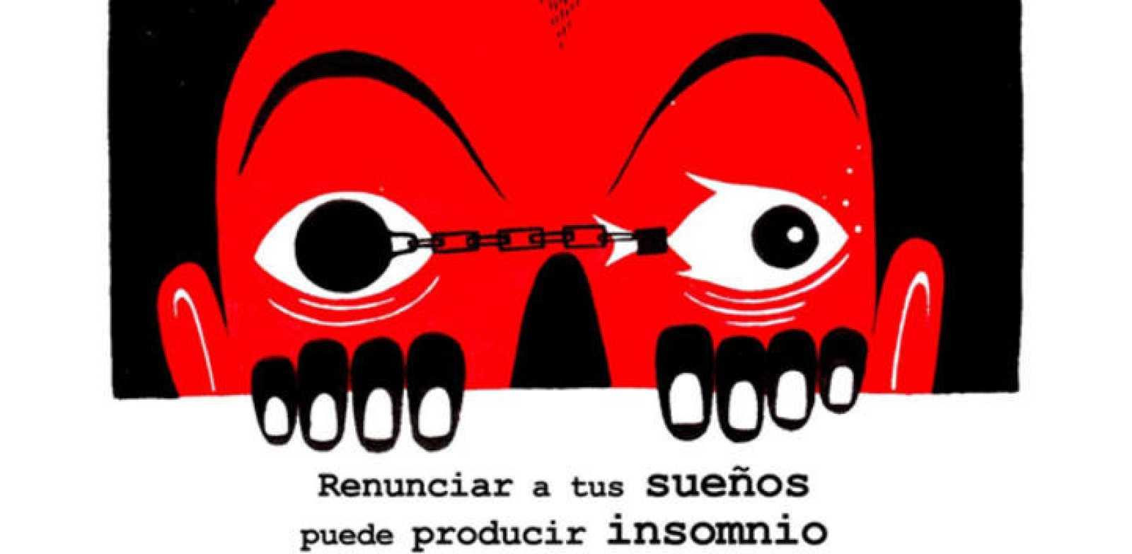 Página de 'Materia dispersa. Humor negro (y rojo)'