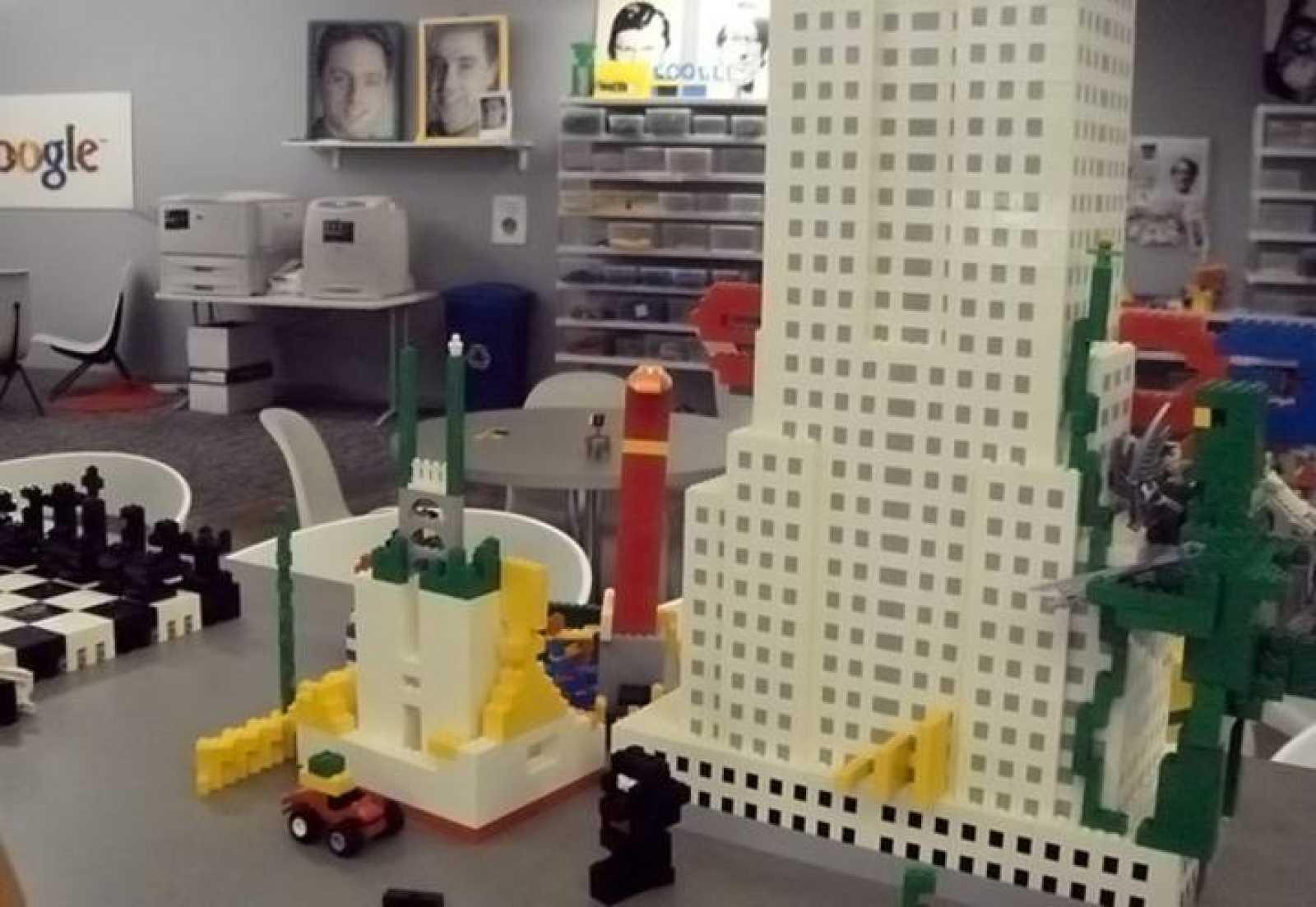 Lego Y Google Crean Un Juego Online Para Construir Ciudades