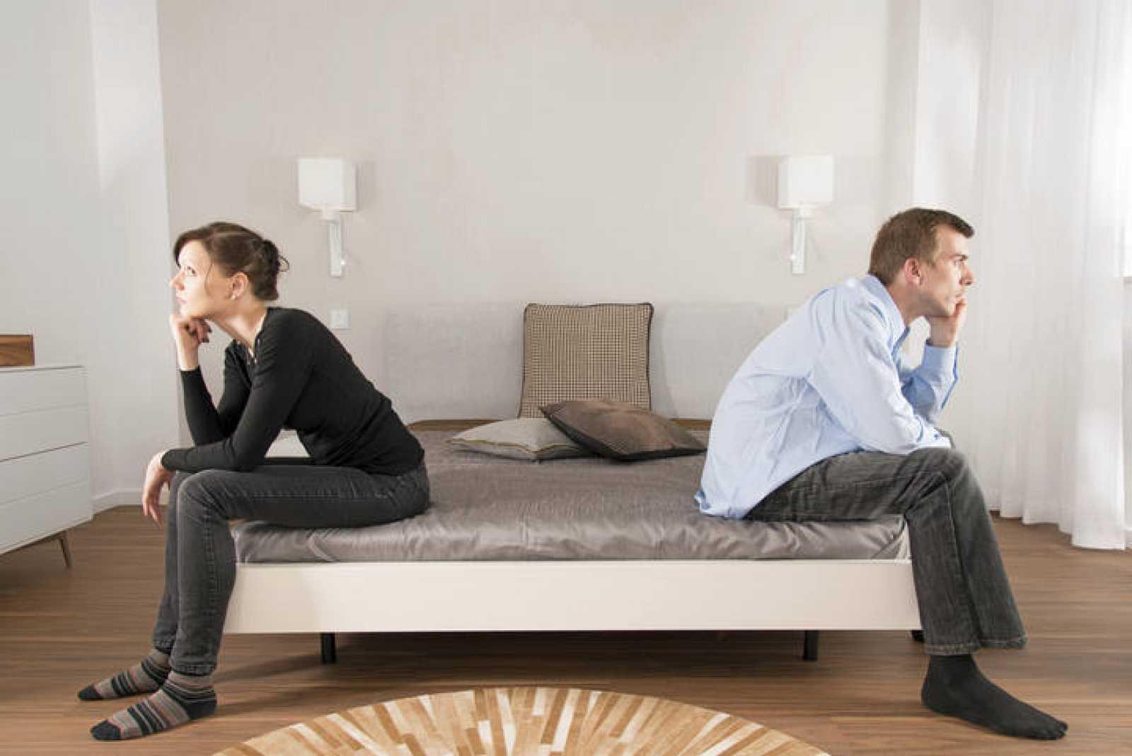 Los divorcios y las separaciones bajaron un 1,7% en España en 2013.