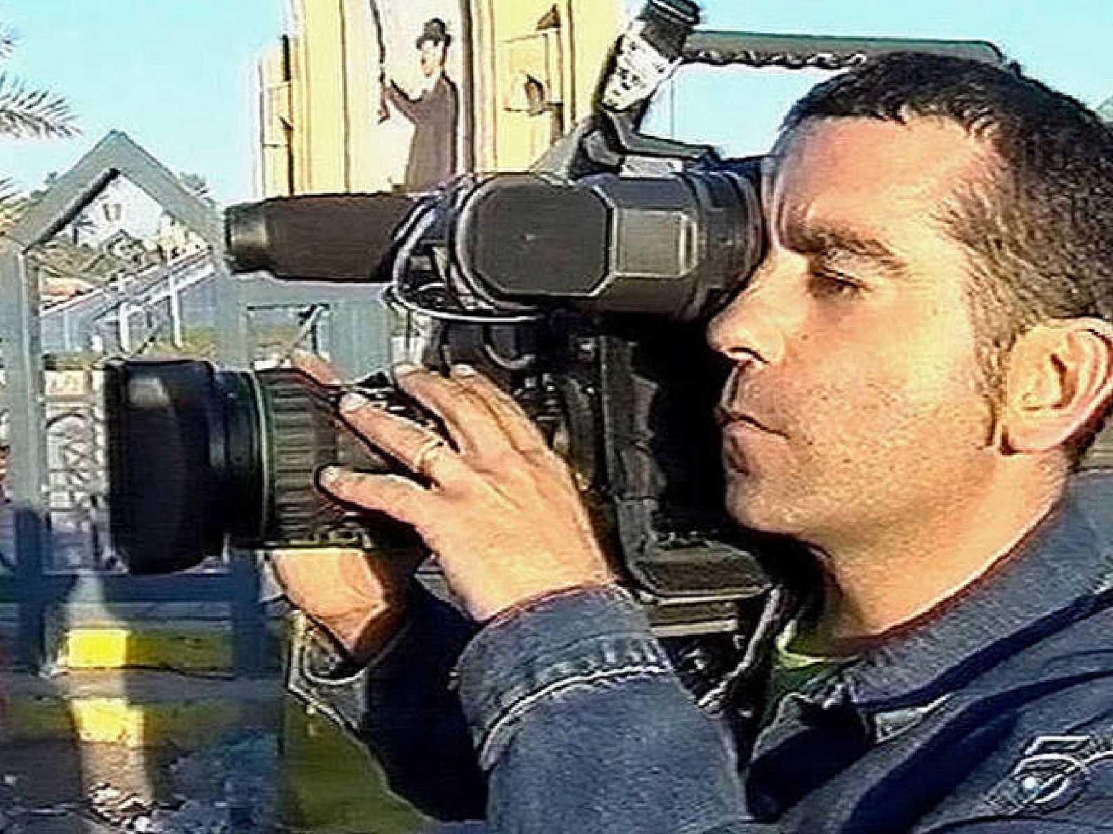 El cámara fallecido en Irak, José Couso, en una imagen de archivo.