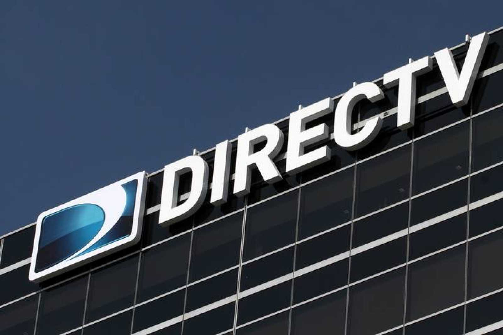 Imagen de la sede de DirecTV en Los Ángeles
