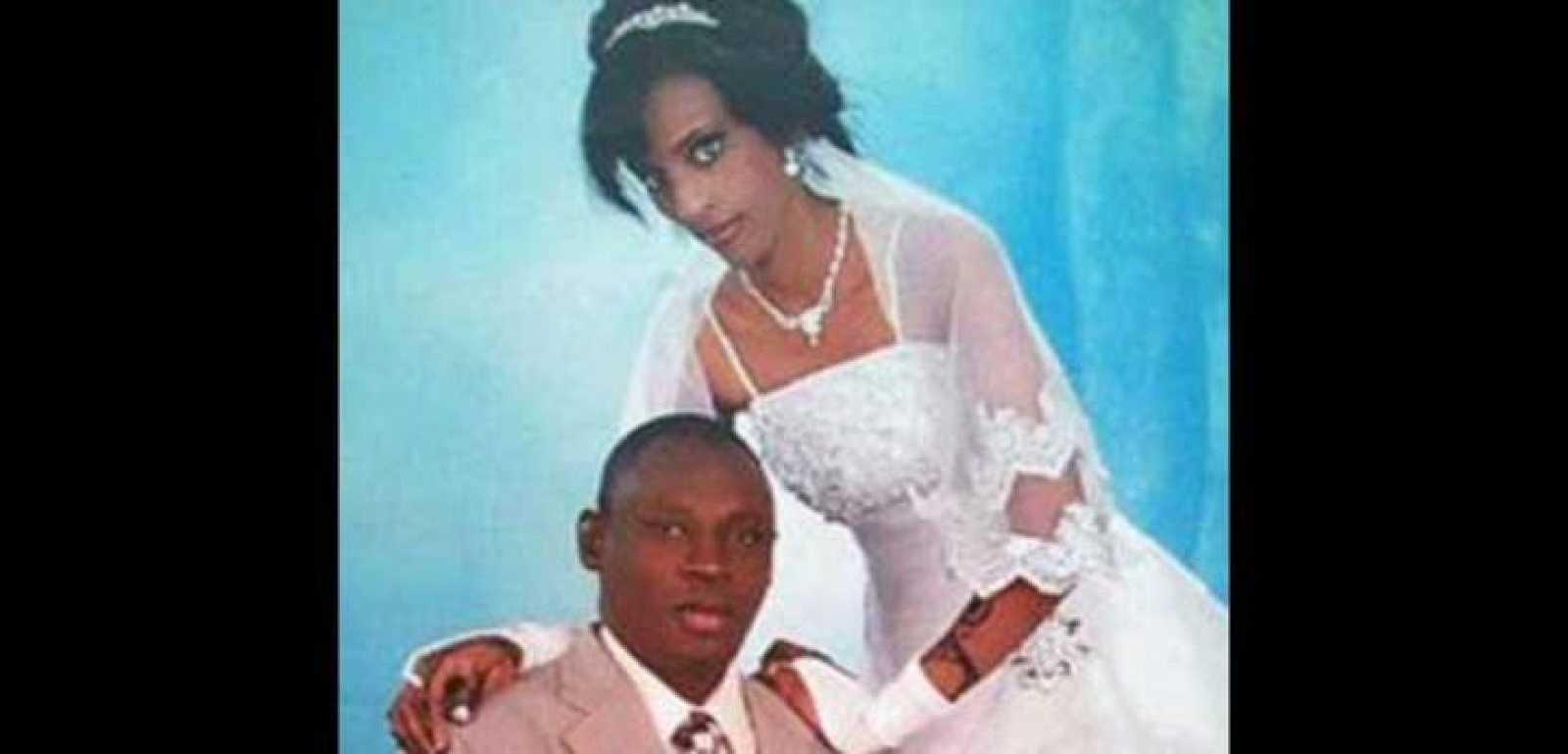 Foto de la boda de Meriam Yehya Ibrahim