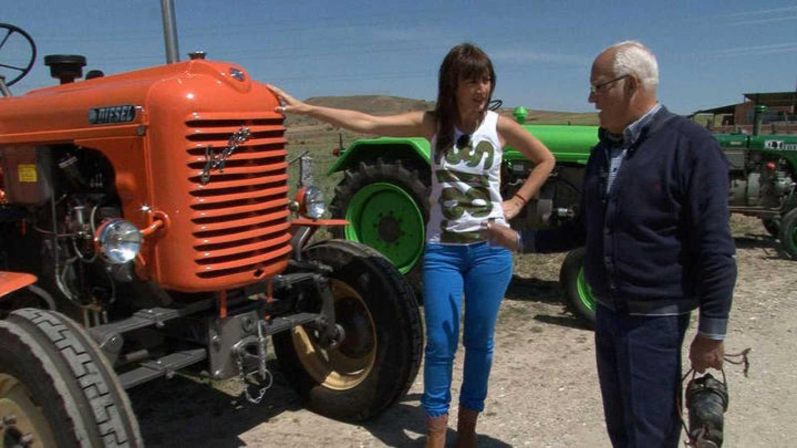 Coleccionista de tractores