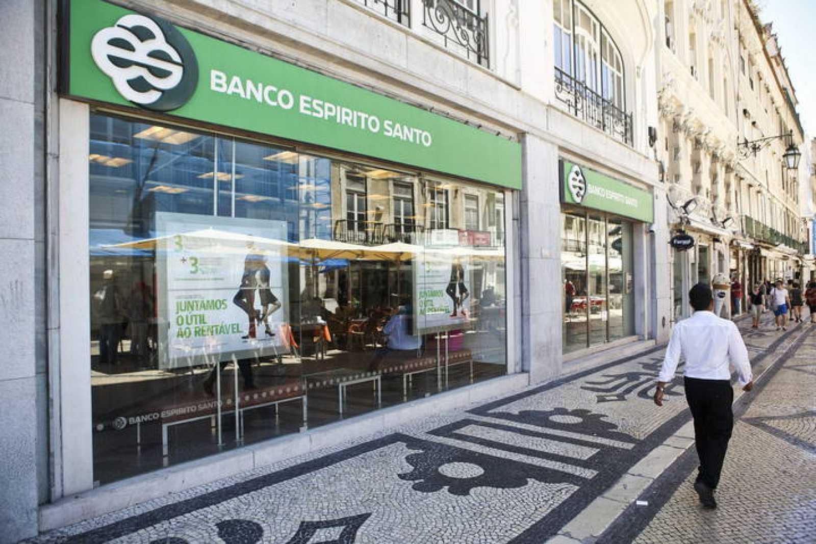 Passos Coelho asegura que no hay riesgo para los clientes del Banco Espirito Santo