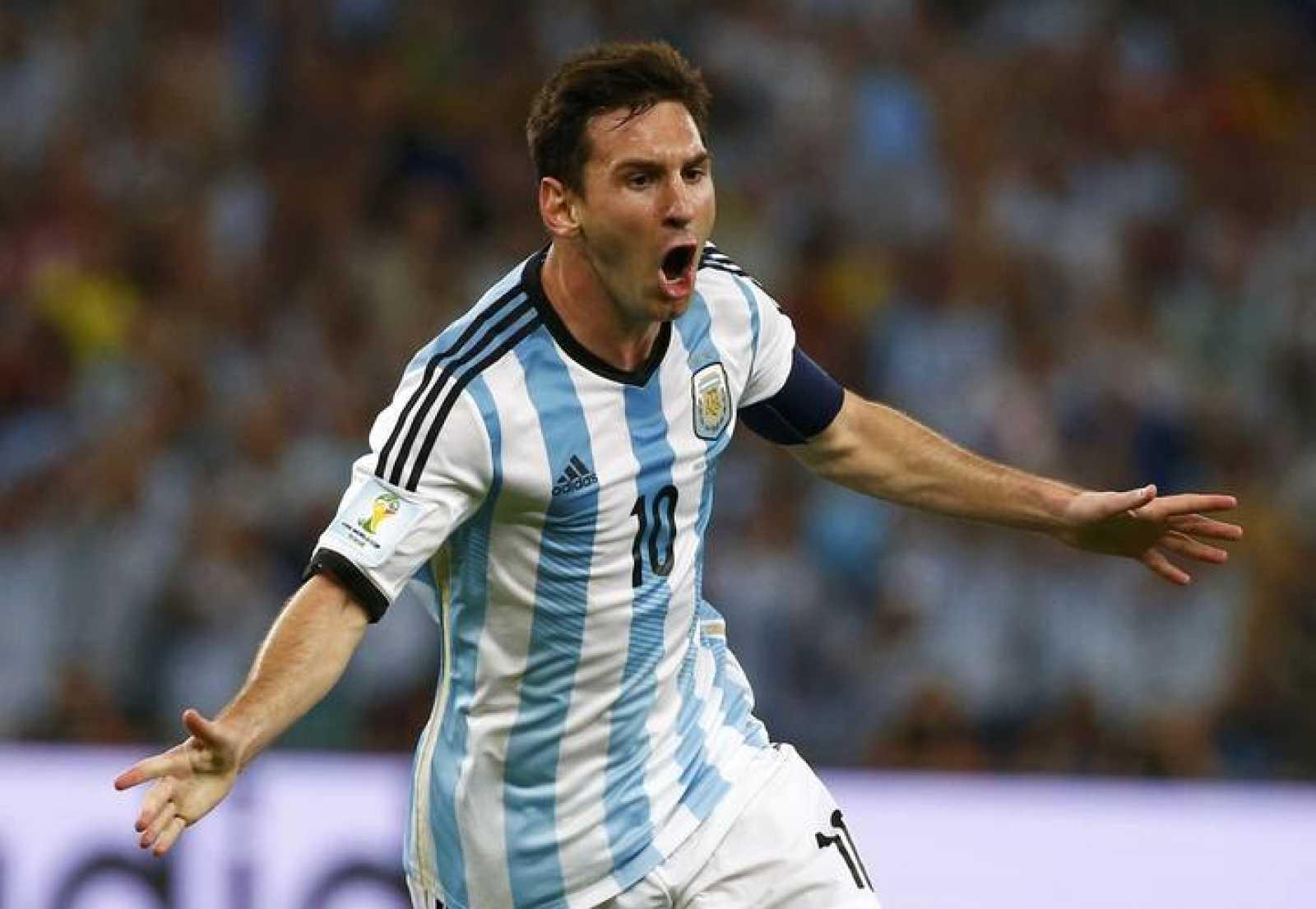 Mundial 2014: El camino de Argentina a la final: goles de Messi y ...