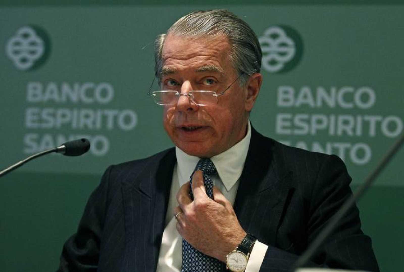 Foto de archivo de Ricardo Salgado, expresidente de BES