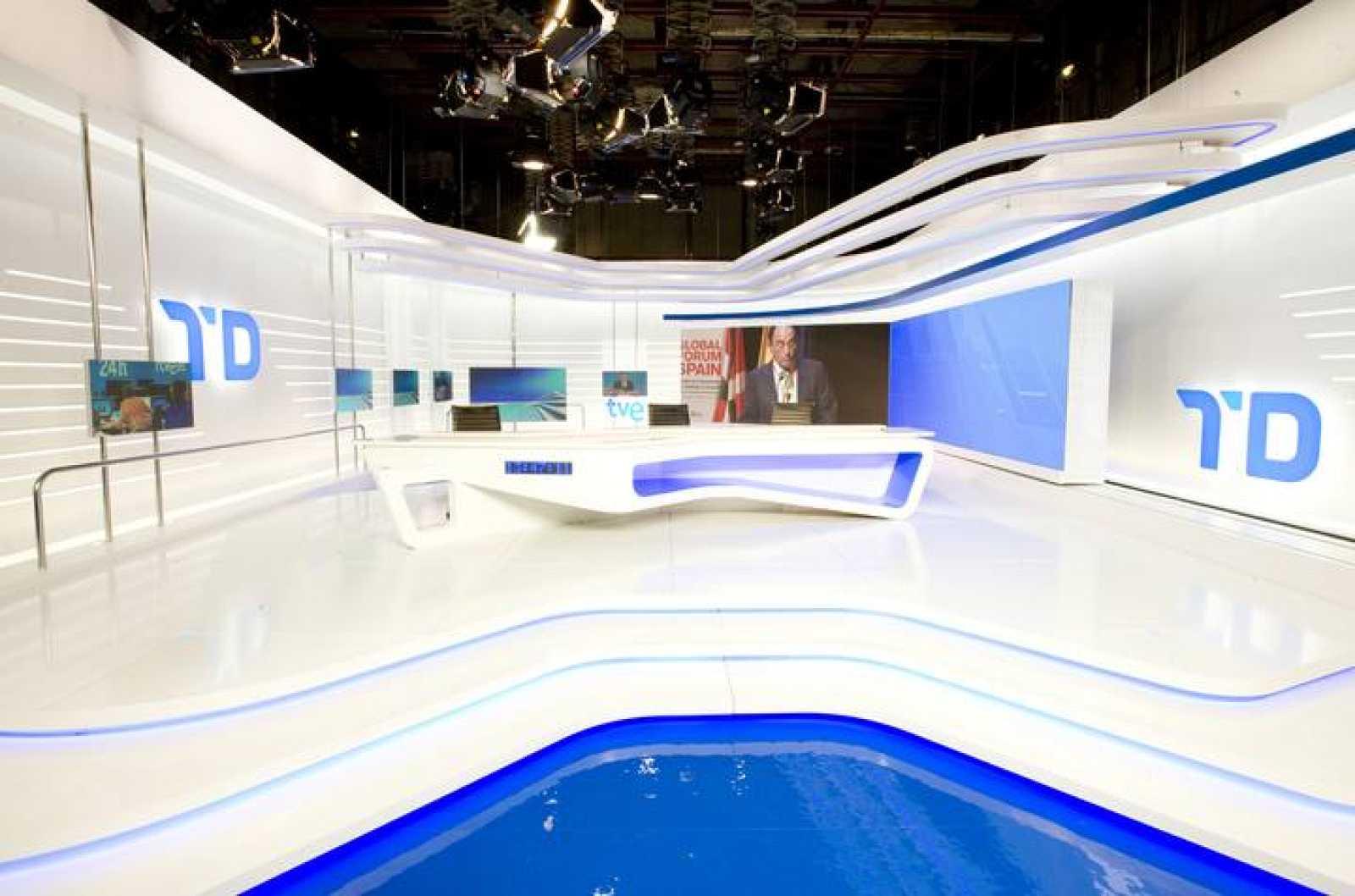 Plató de TVE