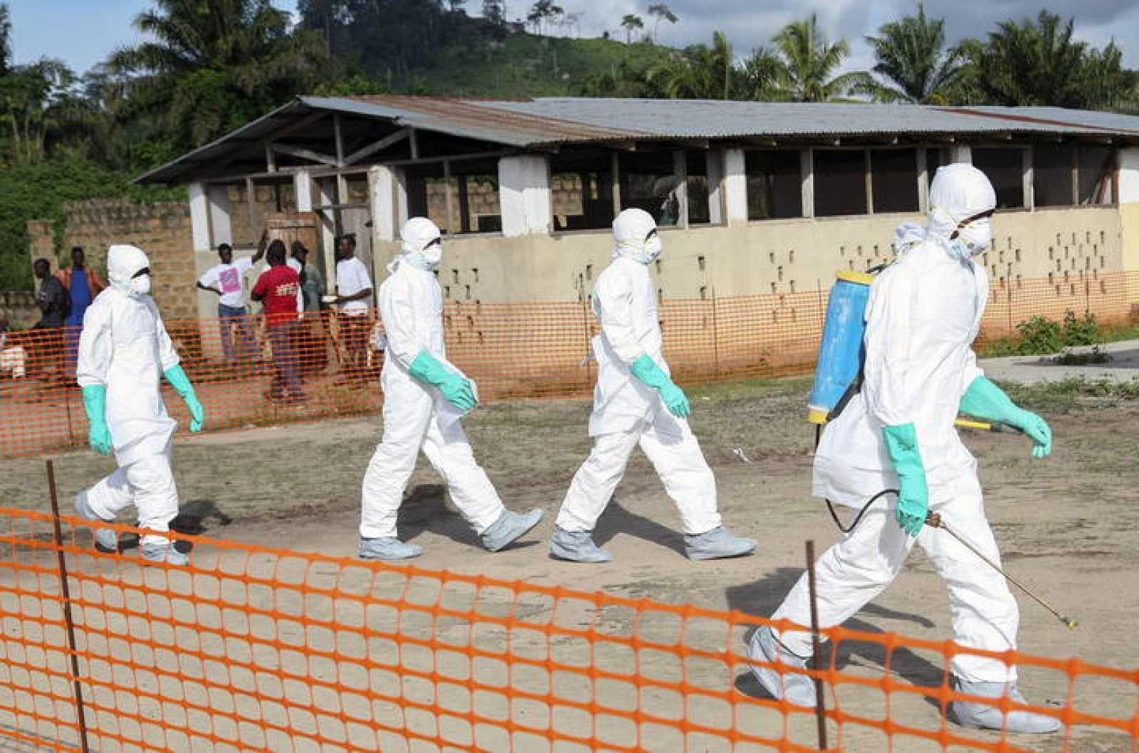 Virus del Ébola en Liberia