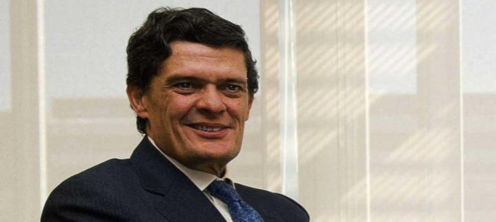 El consejero delegado de la Sareb, Jaime Echegoyen