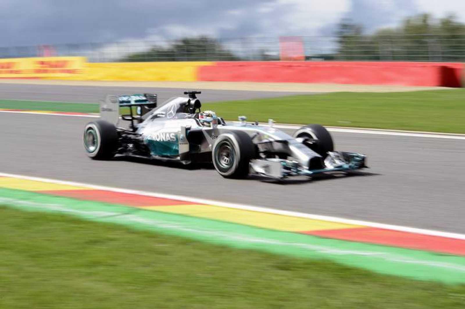 Fórmula 1 | GP de Bélgica | Rosberg y Hamilton lideran los ...