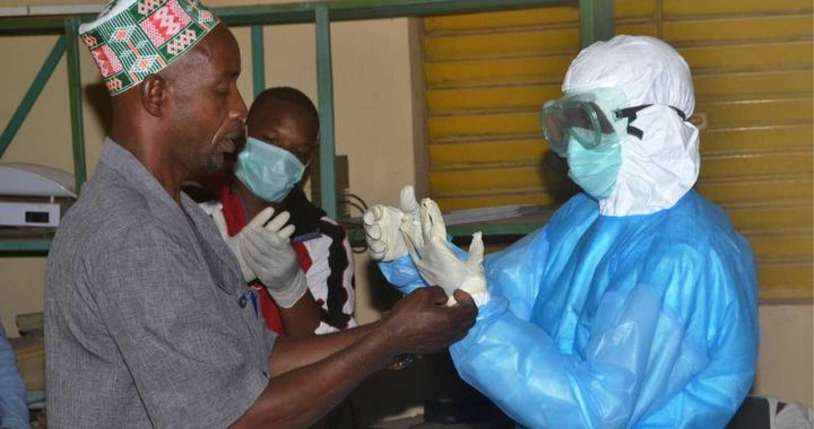 Los ensayos en humanos de la vacuna contra el ébola comenzarán la próxima semana en EE.UU