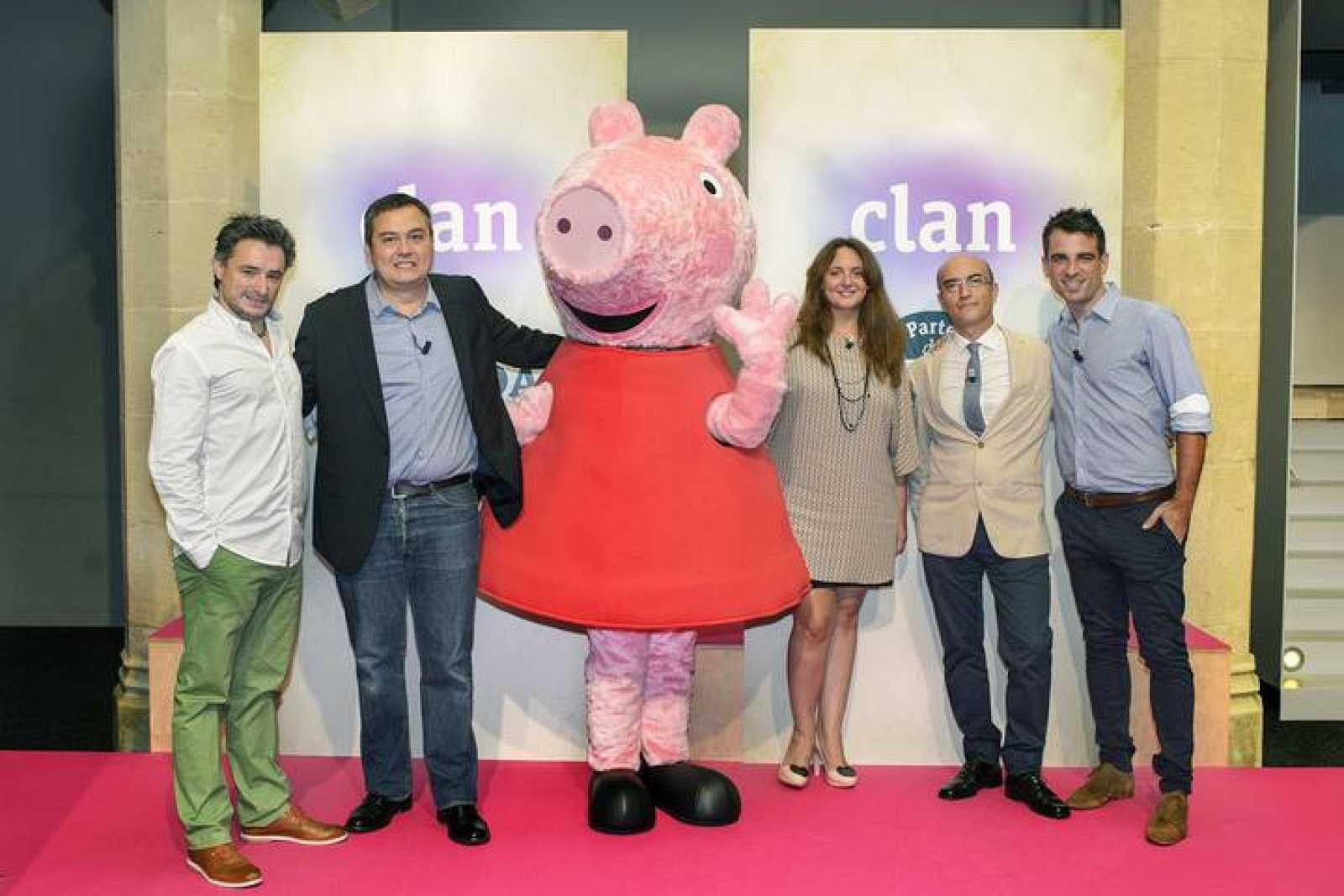 Peppa Pig, en el FesTVal