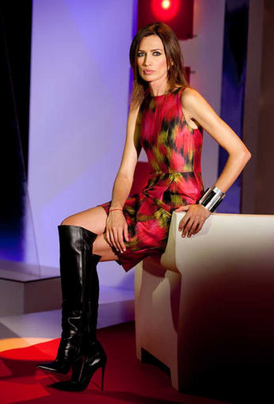 La modelo Nieves Álvarez es la conductora del programa