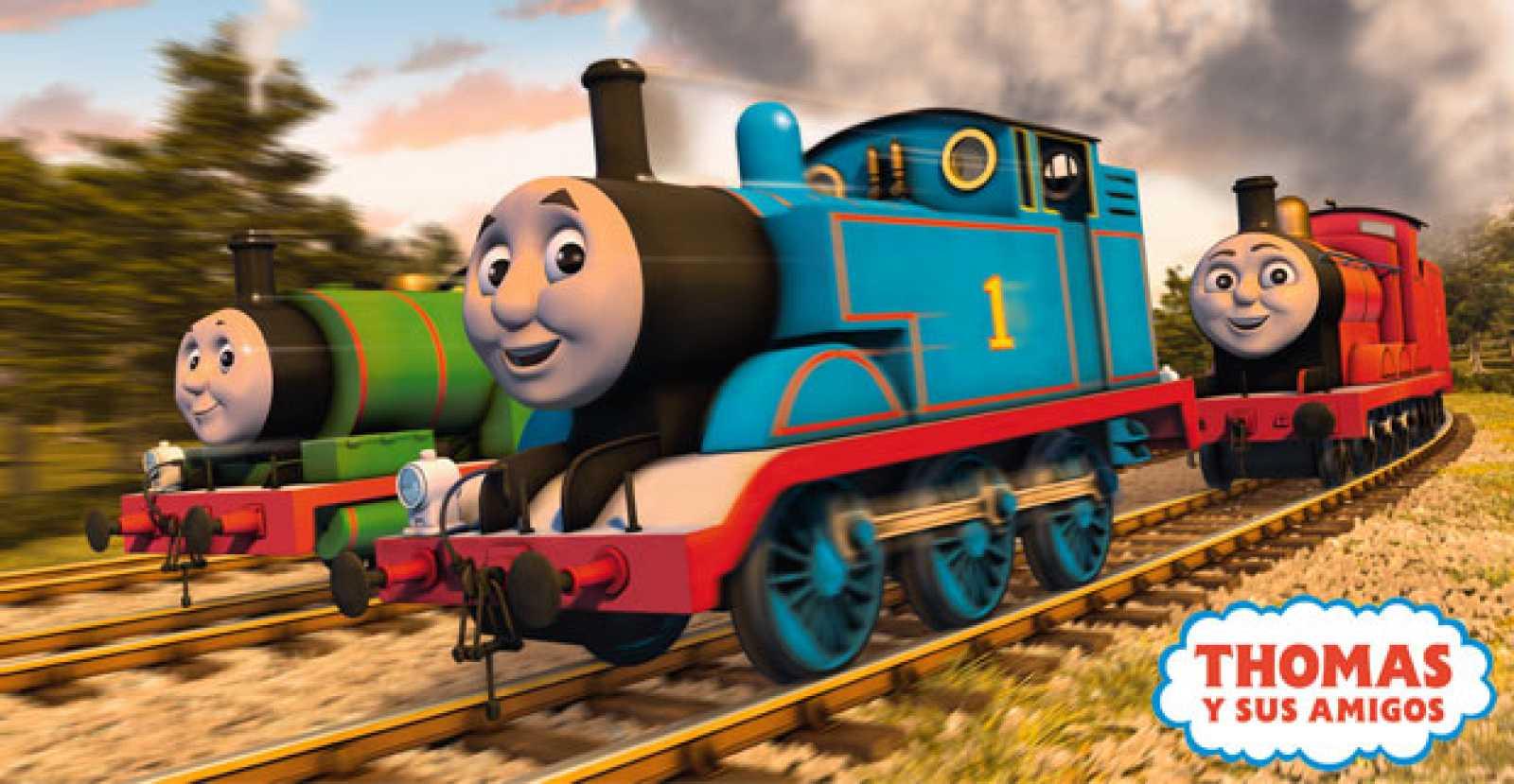 Chu Chu Pasajeros Al Tren Arrancan Las Aventuras De Thomas Y