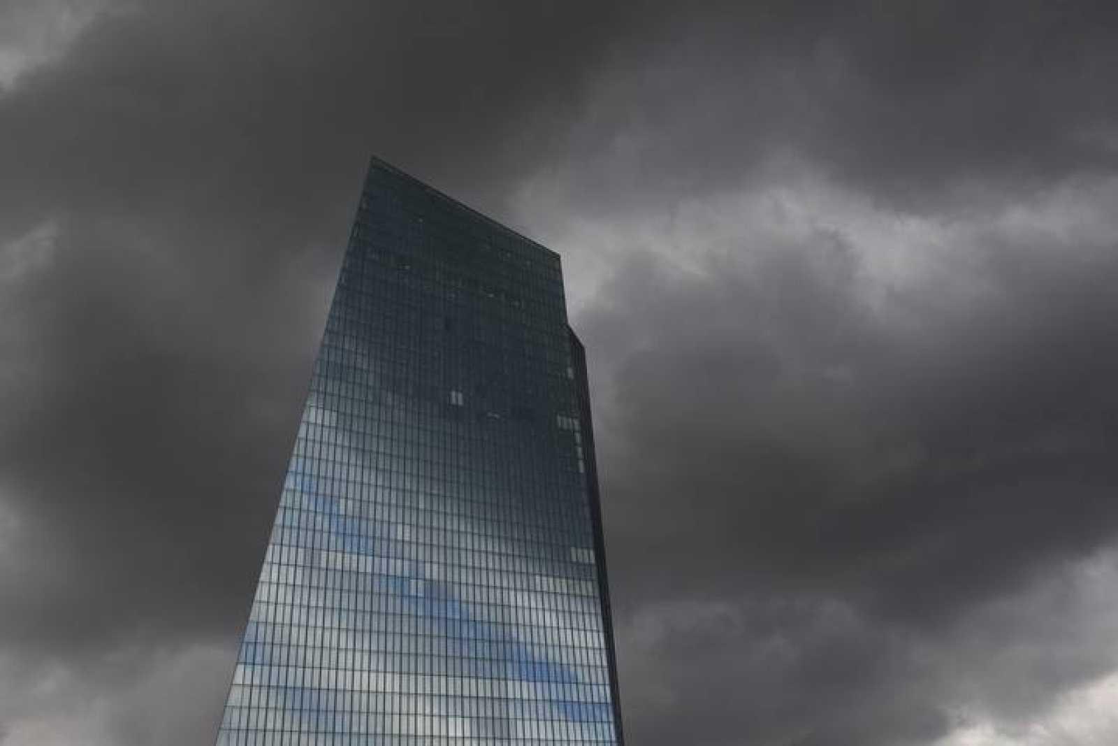 La nueva sede del Banco Central Europeo en Fráncfort