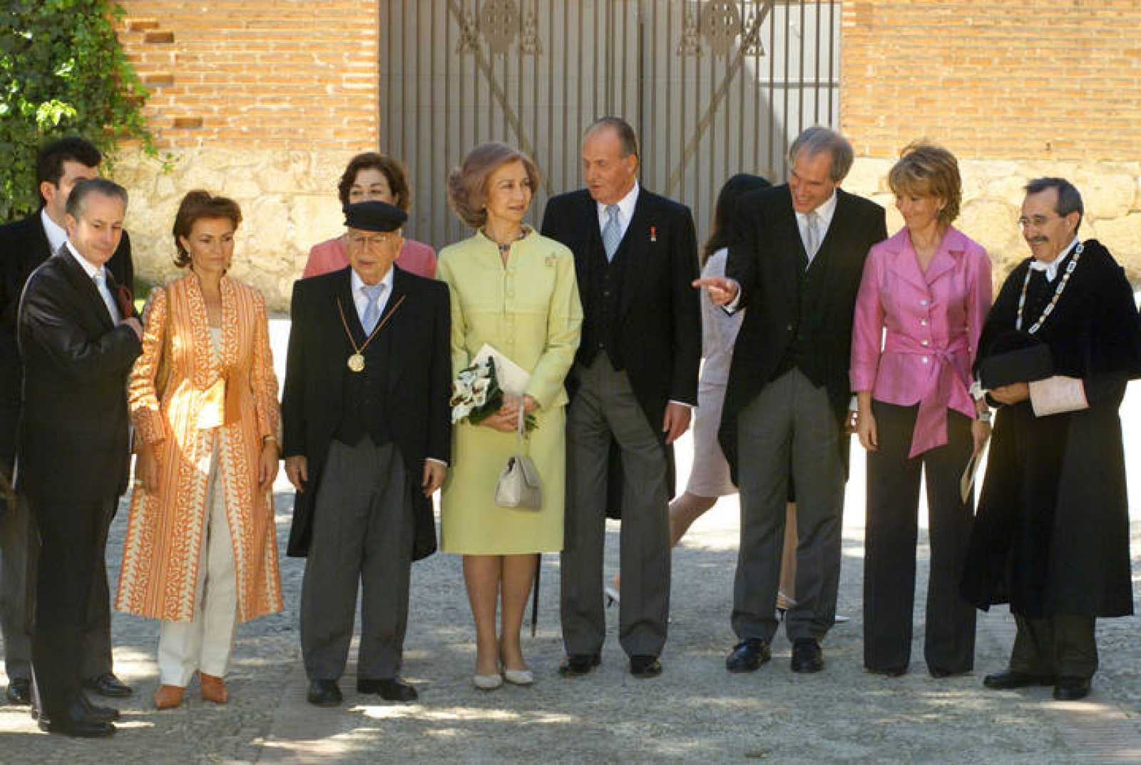 Gonzalo Rojas, Premio Cervantes 2003