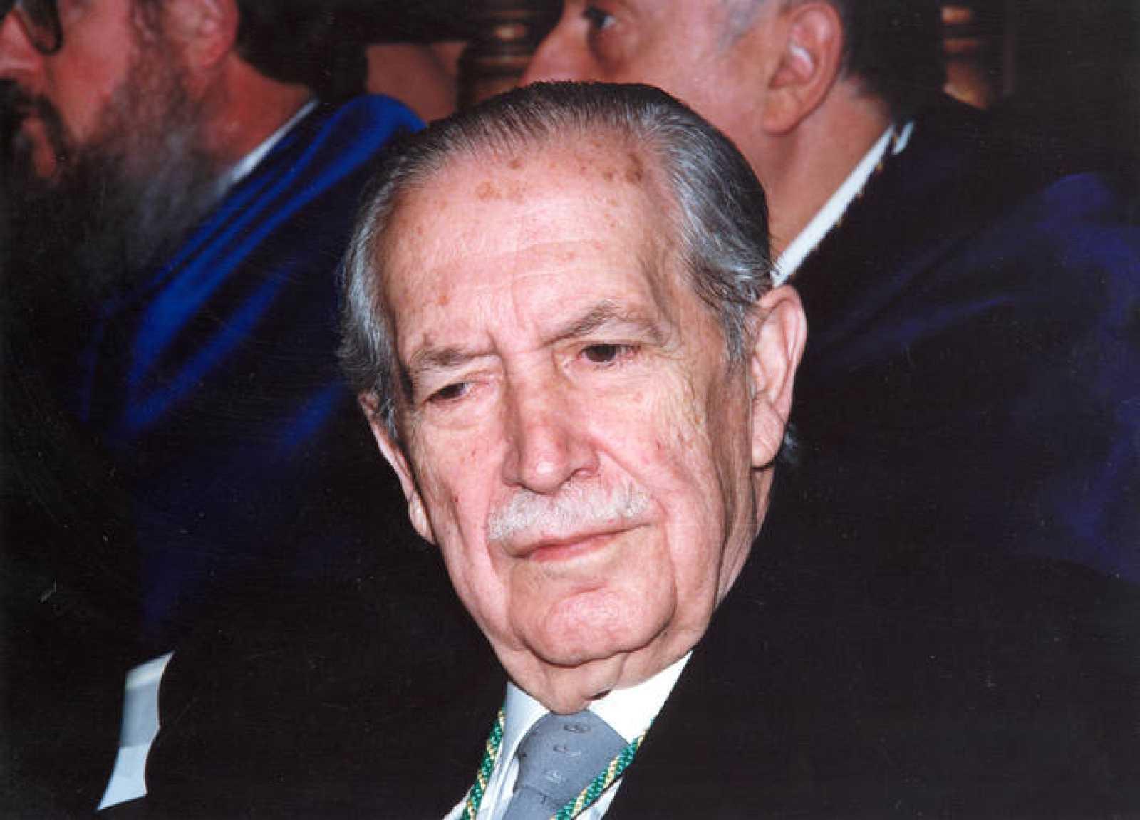 José García Nieto, Premio Cervantes